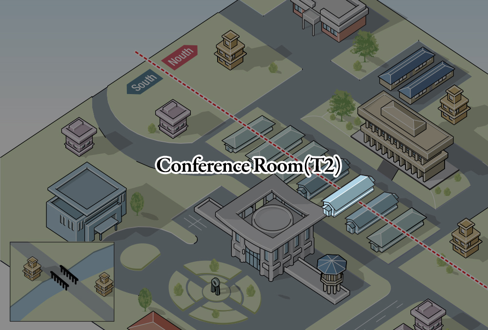 Panmunjom Conference Rooms